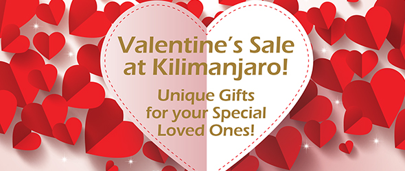 Valentine's Day Sale Now!